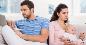 После рождения ребёнка муж изменился до неузнаваемости. Это у всех так или нет? Как вернуть прежние отношения?