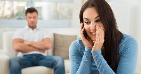 Впервые задумался о неверности жены или телефонный флирт уже не повод?