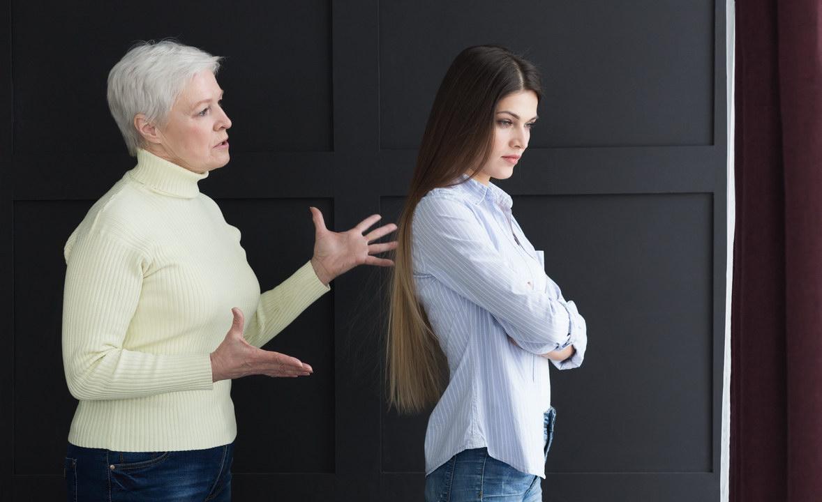 Как я перестала общаться со своей мамой