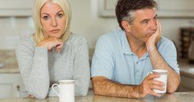 В нашей жизни появилась бывшая семья мужа