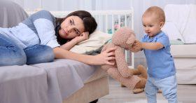 Муж настоял на рождении ребенка. А теперь не хочет участвовать в воспитании сына