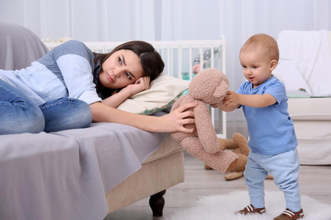 Муж настоял на рождении ребенка. А теперь не хочет участвовать в воспитании сына.