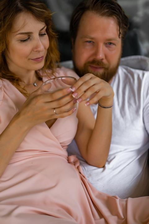 С ужасом понимаю, что любовь с мужем у нас только после бутылочки